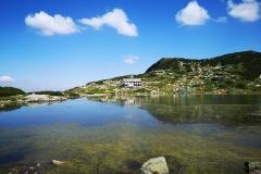 Рибното езеро и х. Седемте езера
